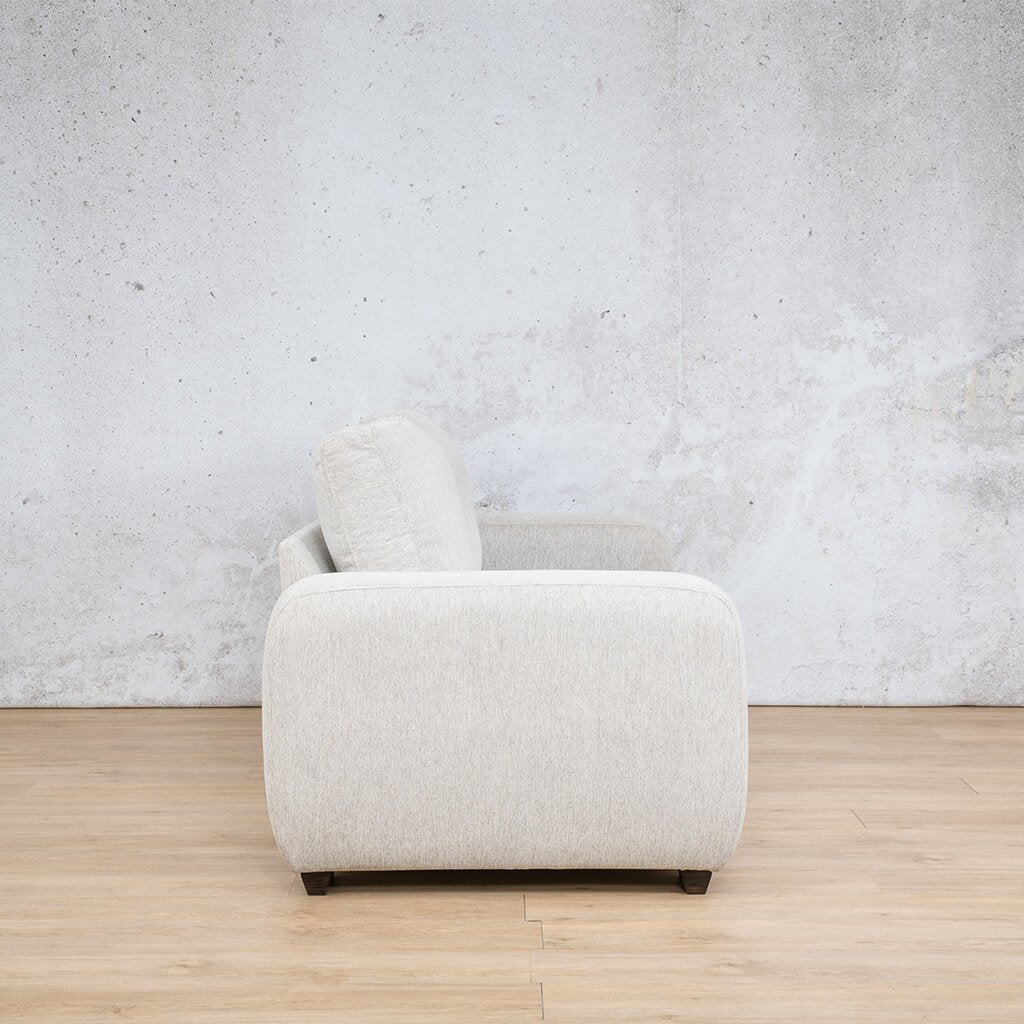Stanford Fabric Couch | 2 seater couch | Peddle-S | Side |Couches for Sale | Leather Gallery Couches
