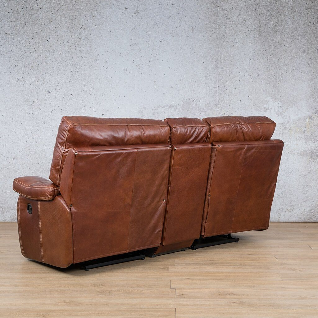 Senora Leather Recliner Home Theatre