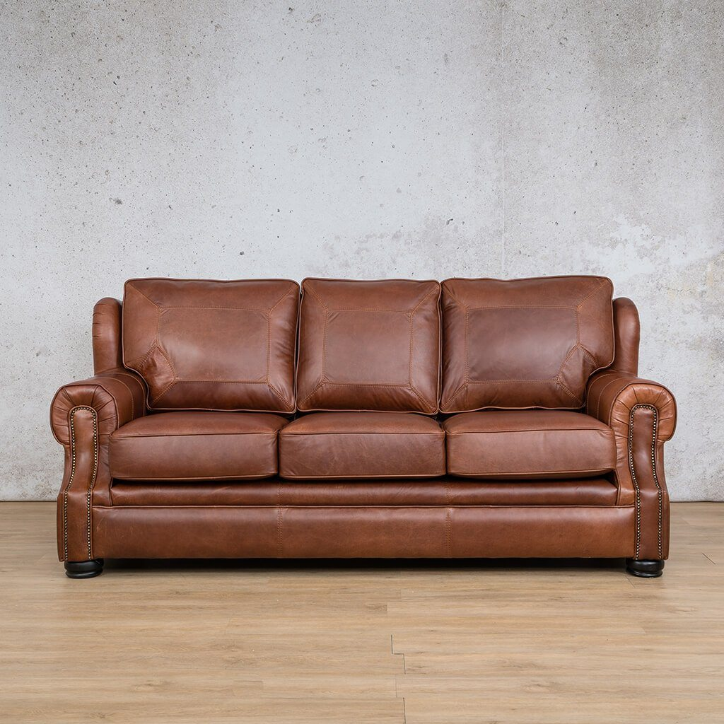 Highpoint 3+2+1 Leather Sofa Suite