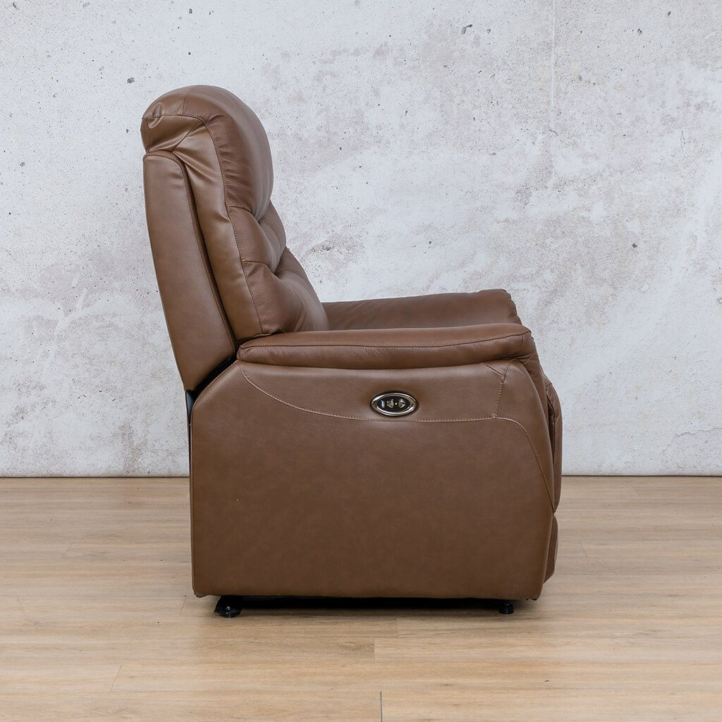 Seattle Leather Recliner