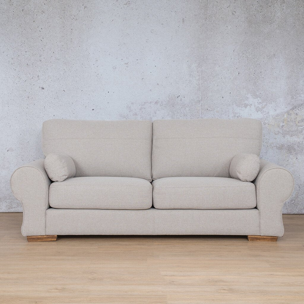 Carolina Fabric Couch | 3 Seater Couch  |  Couches for Sale | Dapple-C | Leather Gallery Couches