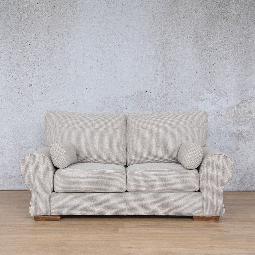 Carolina Fabric Couch | 2 Seater Couch  | Couches for Sale | Dapple-C | Leather Gallery Couches