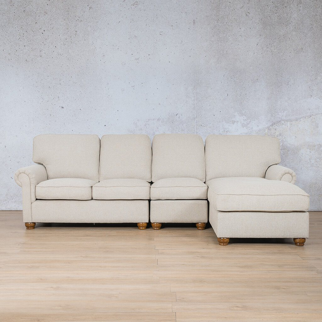 Salisbury Fabric Corner Couch | L-Sectional RHF | Riverside-S | Couches For Sale | Leather Gallery Couches