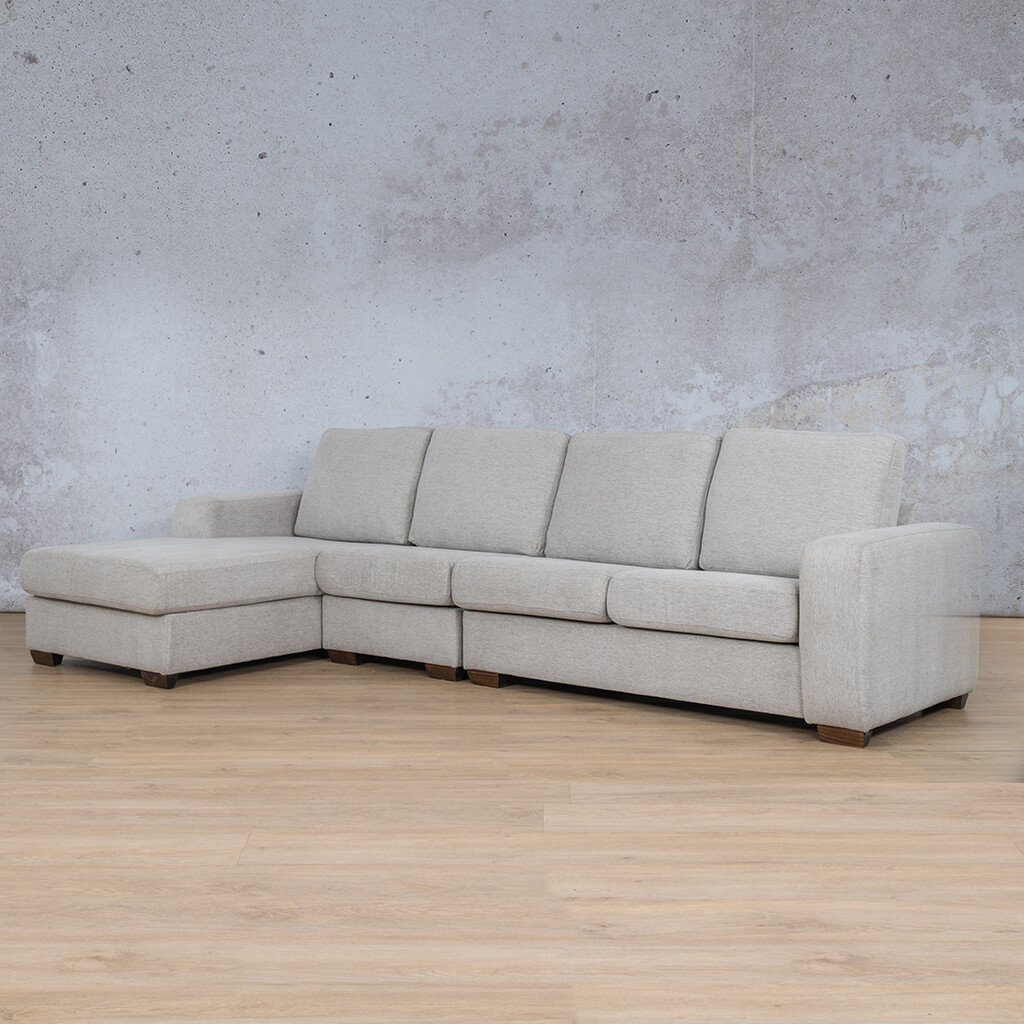 Stanford Fabric Modular Sofa Chaise - LHF