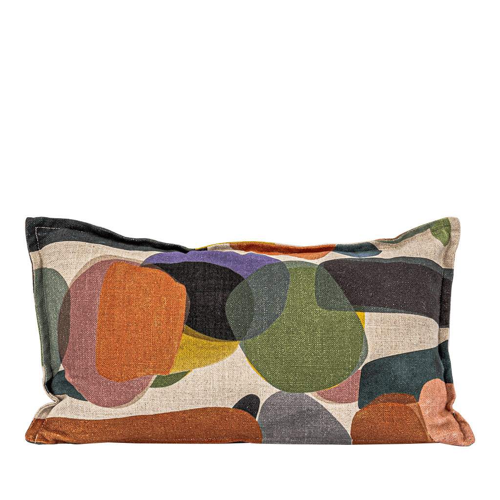 Mankind Soil Bolster Cushion | Leather Gallery