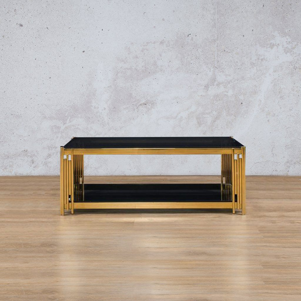Mason Coffee Table | Leather Gallery