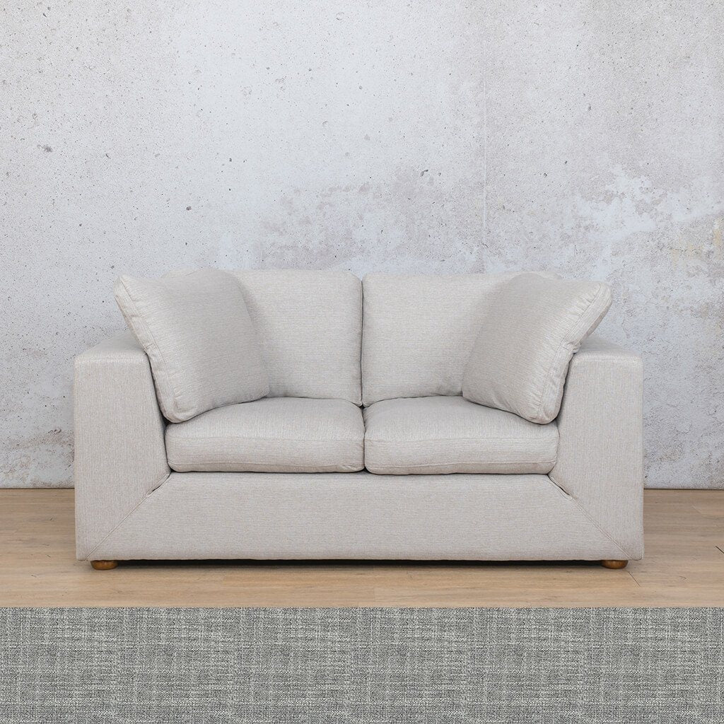 Skye 2 Seater Fabric Sofa