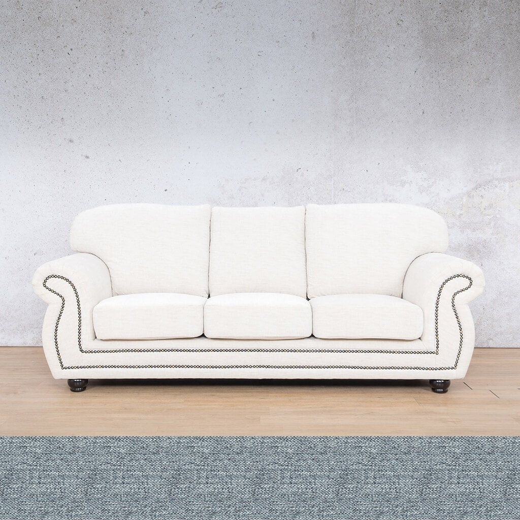 Isilo 3+2+1 Fabric Sofa Suite