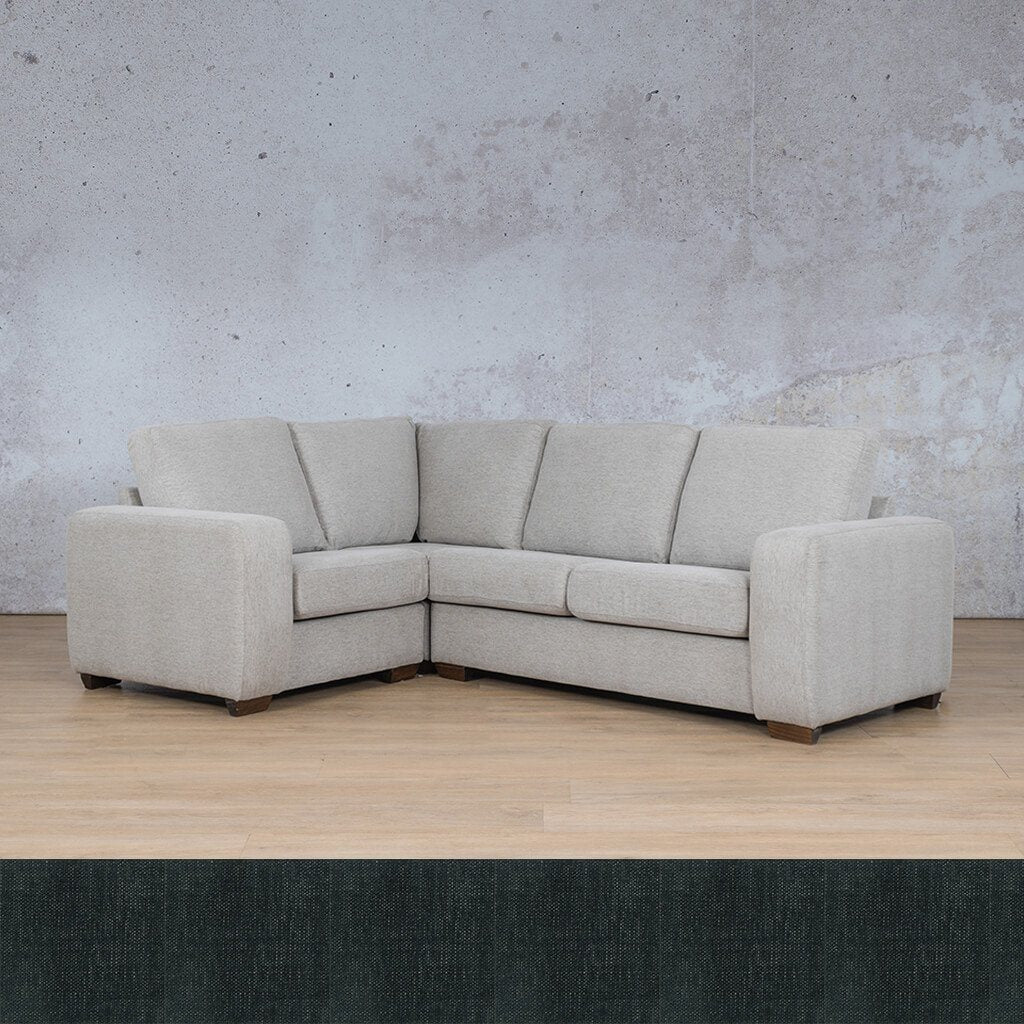 Stanford Fabric L-Sectional 4 Seater - LHF