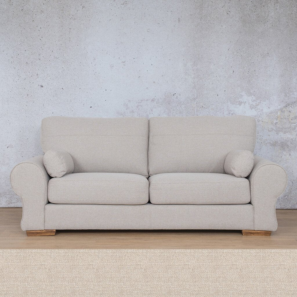 Carolina Fabric Couch | 3 seater couch | Prismatic | Couches for Sale | Leather Gallery Couches