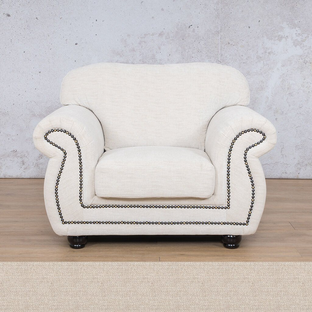 Isilo 1 Seater Fabric Sofa