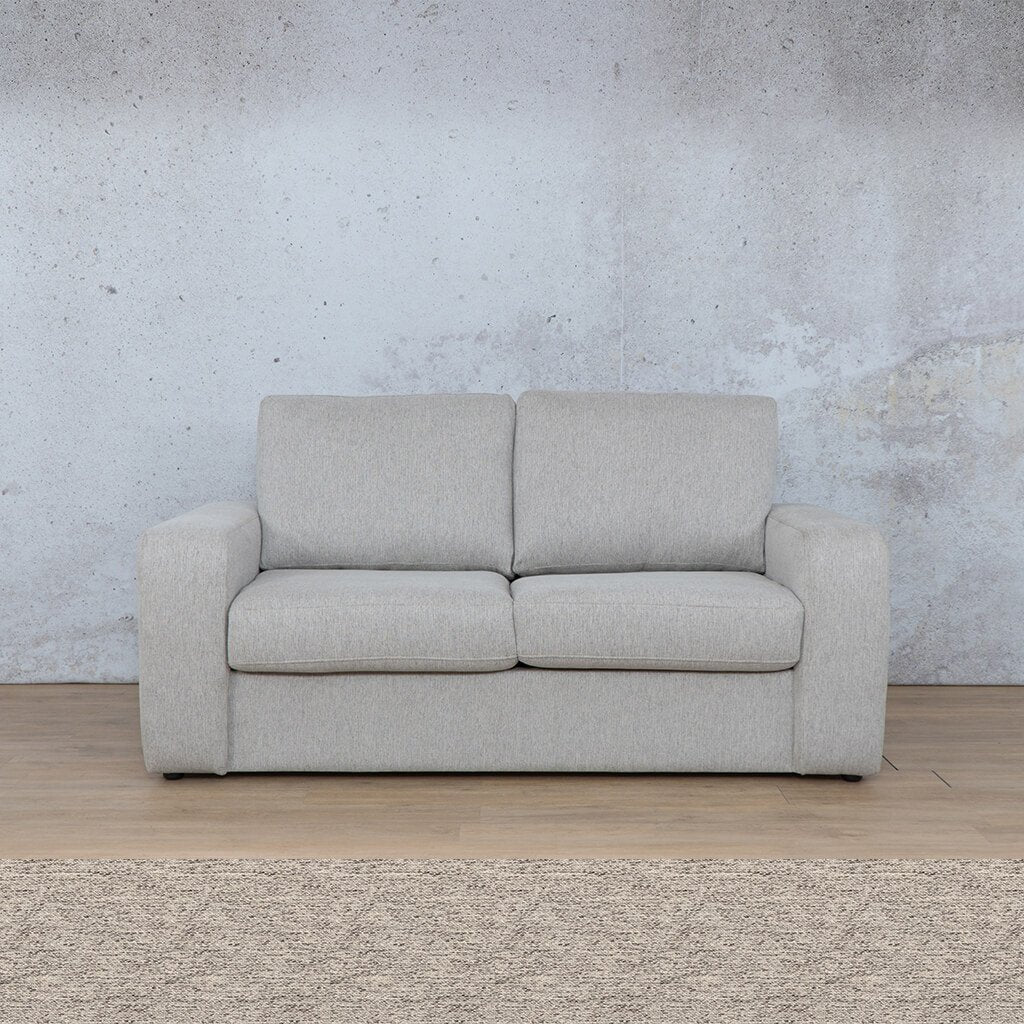 Stanford Fabric Sleeper Couch | 2 seater couch | Pebble-S | Couches for Sale | Leather Gallery Couches