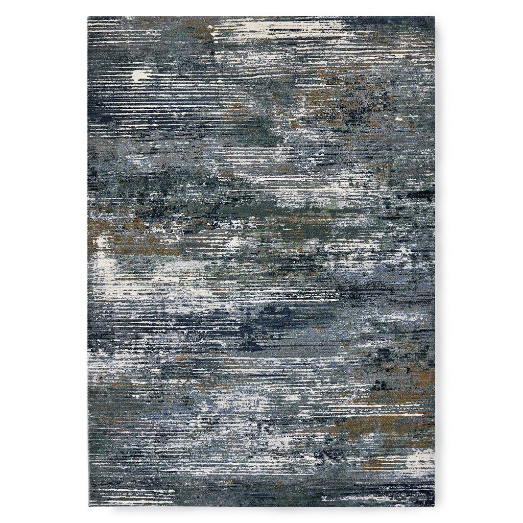 Pollock Spruce Rug | Leather Gallery