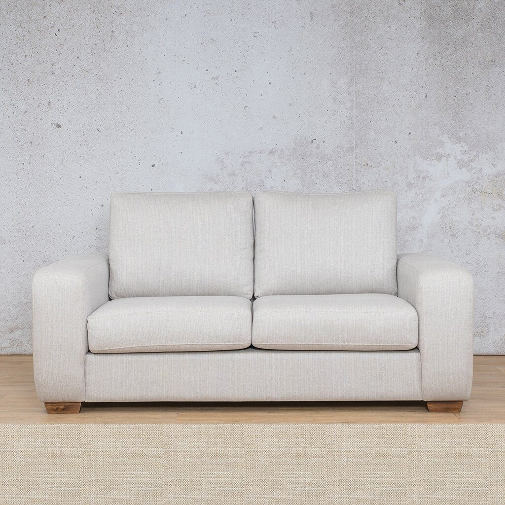 Stanford Fabric Couch | 2 seater couch | Prismatic | Couches for Sale | Leather Gallery Couches