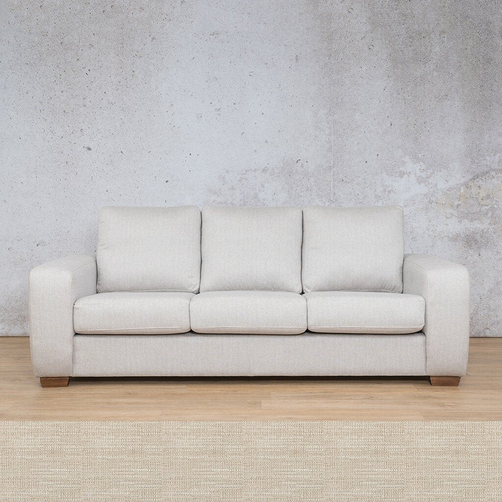 Stanford Fabric Couch | 3 seater couch | Riverside | Couches for Sale | Leather Gallery Couches