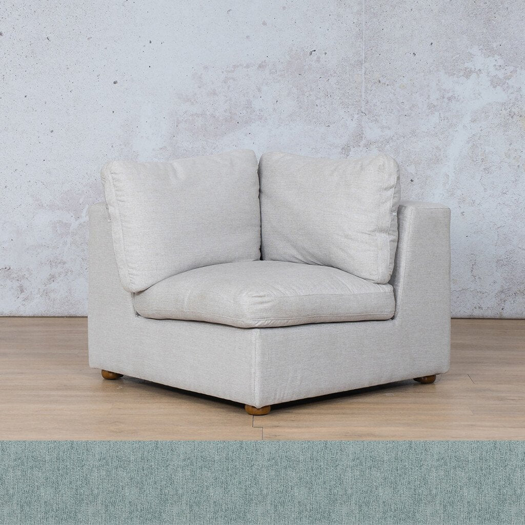 Skye Fabric Corner Sofa