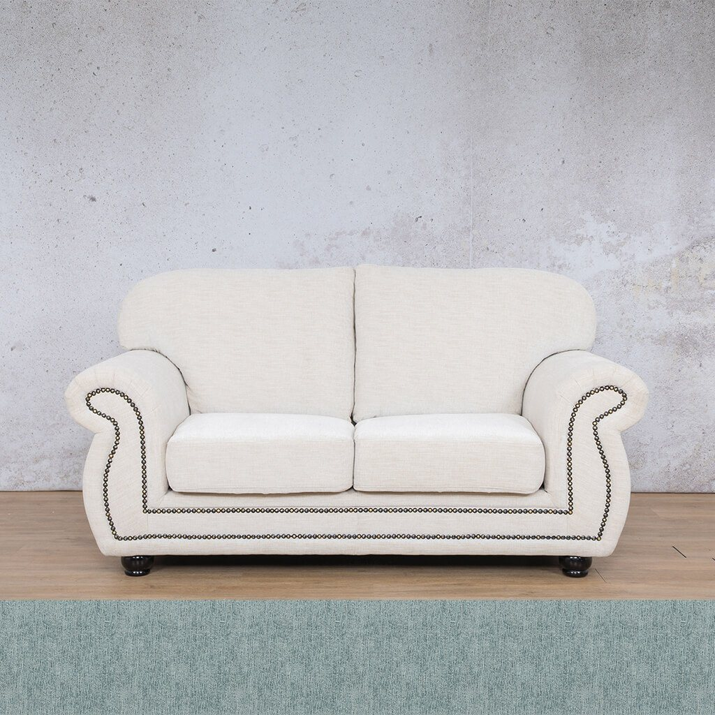 Isilo Fabric sofa suite | 2 Seater Couch  | Couches for Sale| Quail Shell | Leather Gallery Couches