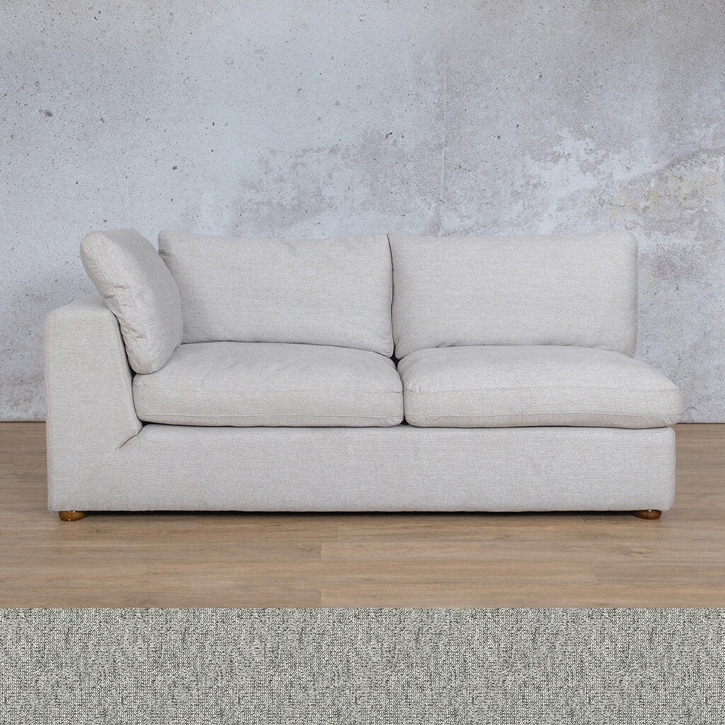 Skye Fabric 2 Seater Right Arm