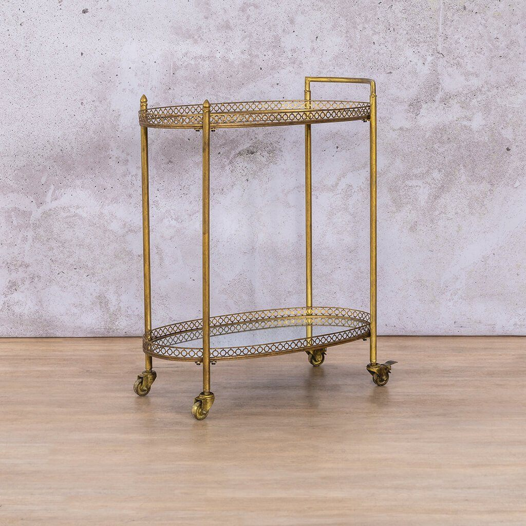 Remi Mirrored Trolley