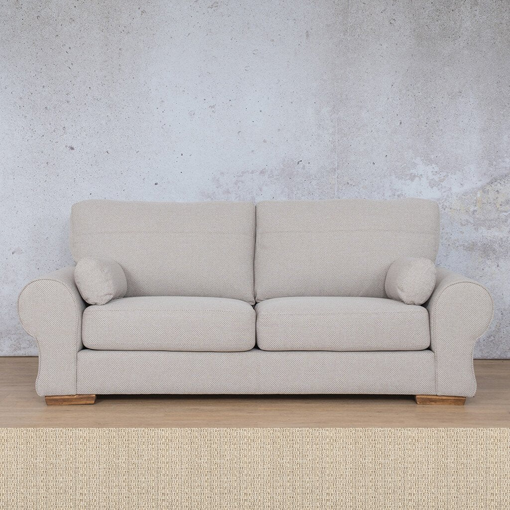 Carolina Fabric Couch | 3 Seater Couch  |  Couches for Sale | Riverside | Leather Gallery Couches