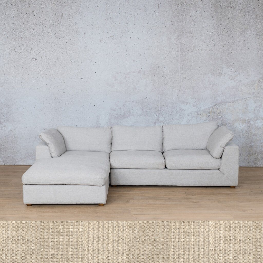 Skye Fabric Corner Couch | Chaise Sectional-LHF | Riverside | Couches For Sale | Leather Gallery Couches