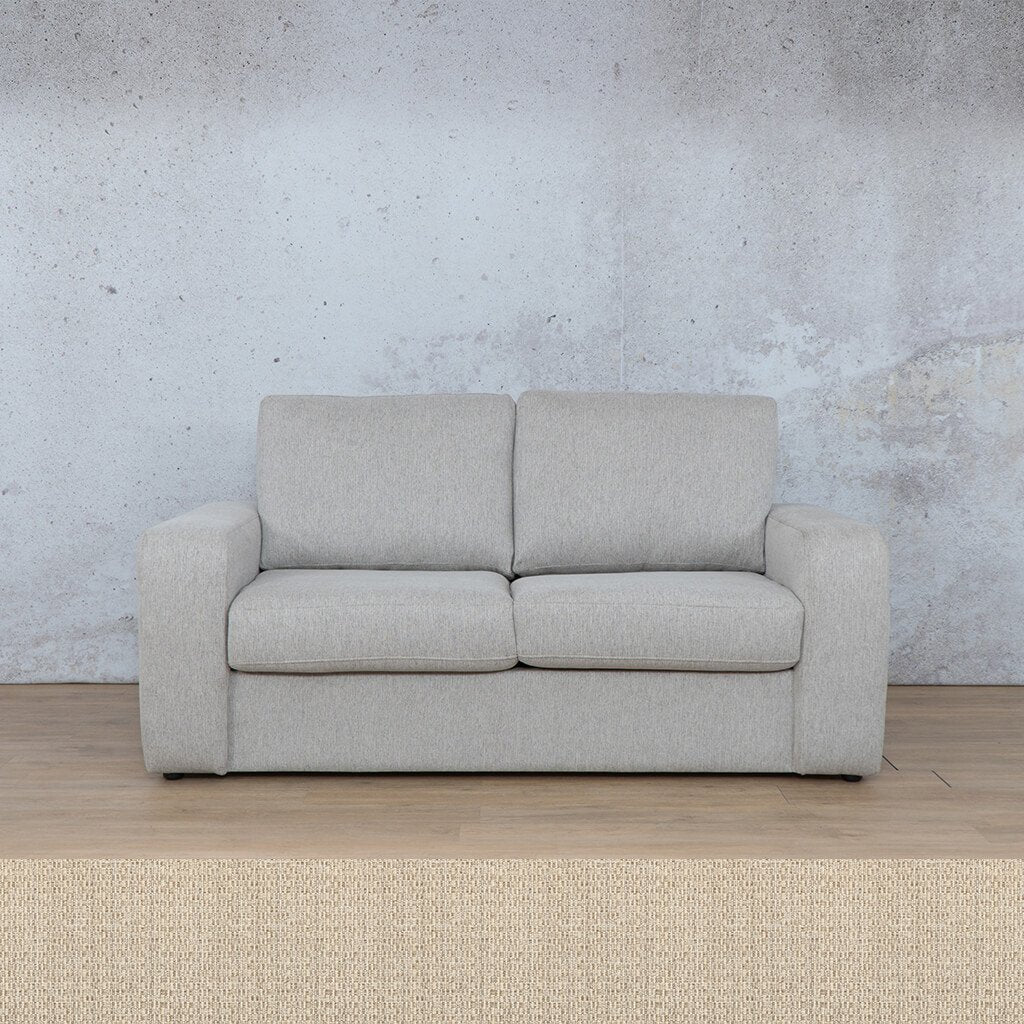 Stanford Fabric Sleeper Couch | 2 seater couch | Riverside | Couches for Sale | Leather Gallery Couches