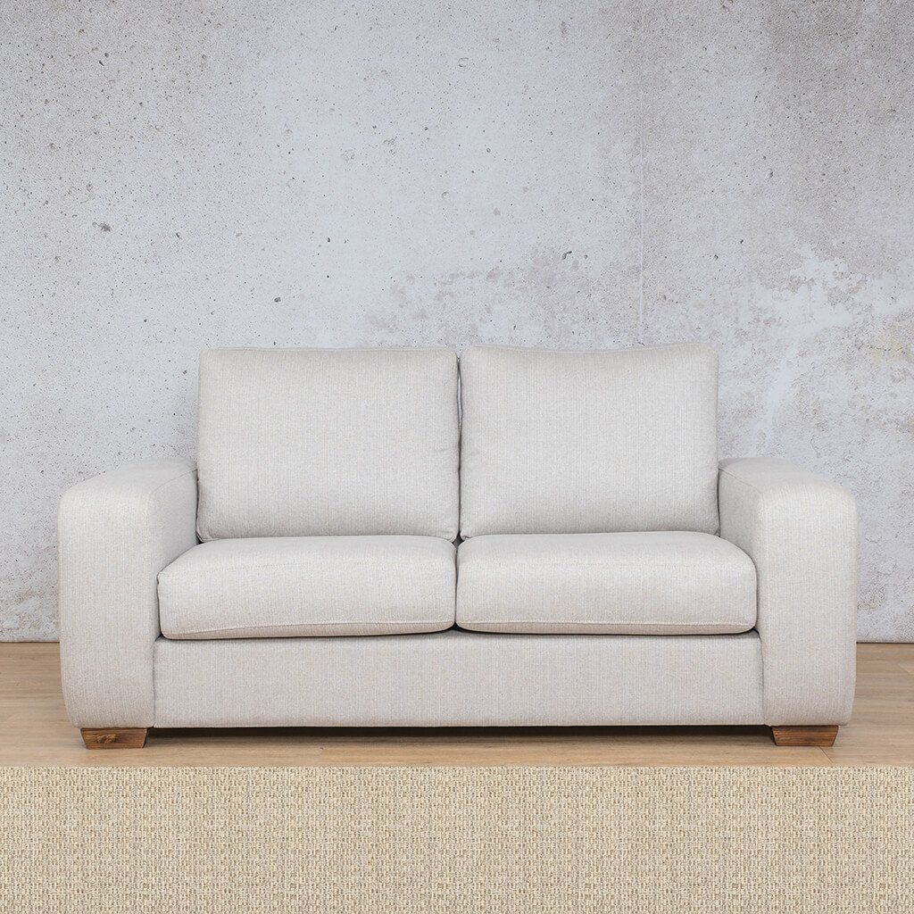 Stanford Fabric Couch | 2 seater couch | Riverside | Couches for Sale | Leather Gallery Couches