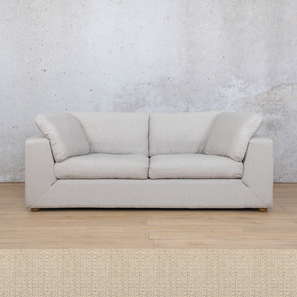 Skye Fabric Corner Couch | 3 Seater Couch | Riverside | Couches For Sale | Leather Gallery Couches