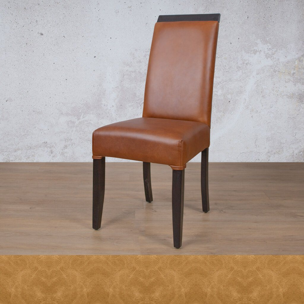 Urban Leather Dining Set - 8 Seater
