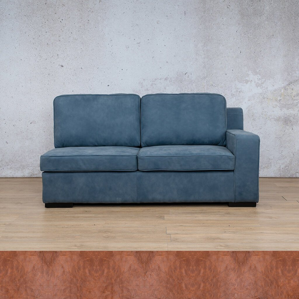 Arizona Leather - 2 Seater Left Arm
