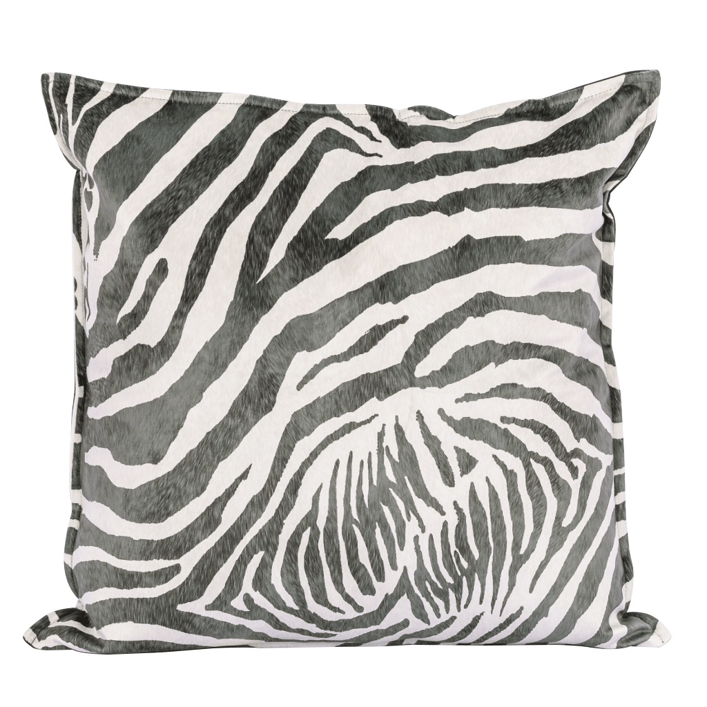Safari Namib & Elmo Peat Cushion | Leather Gallery