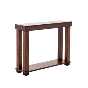 Urban Server with Shelf - Walnut or Dark Mahogany