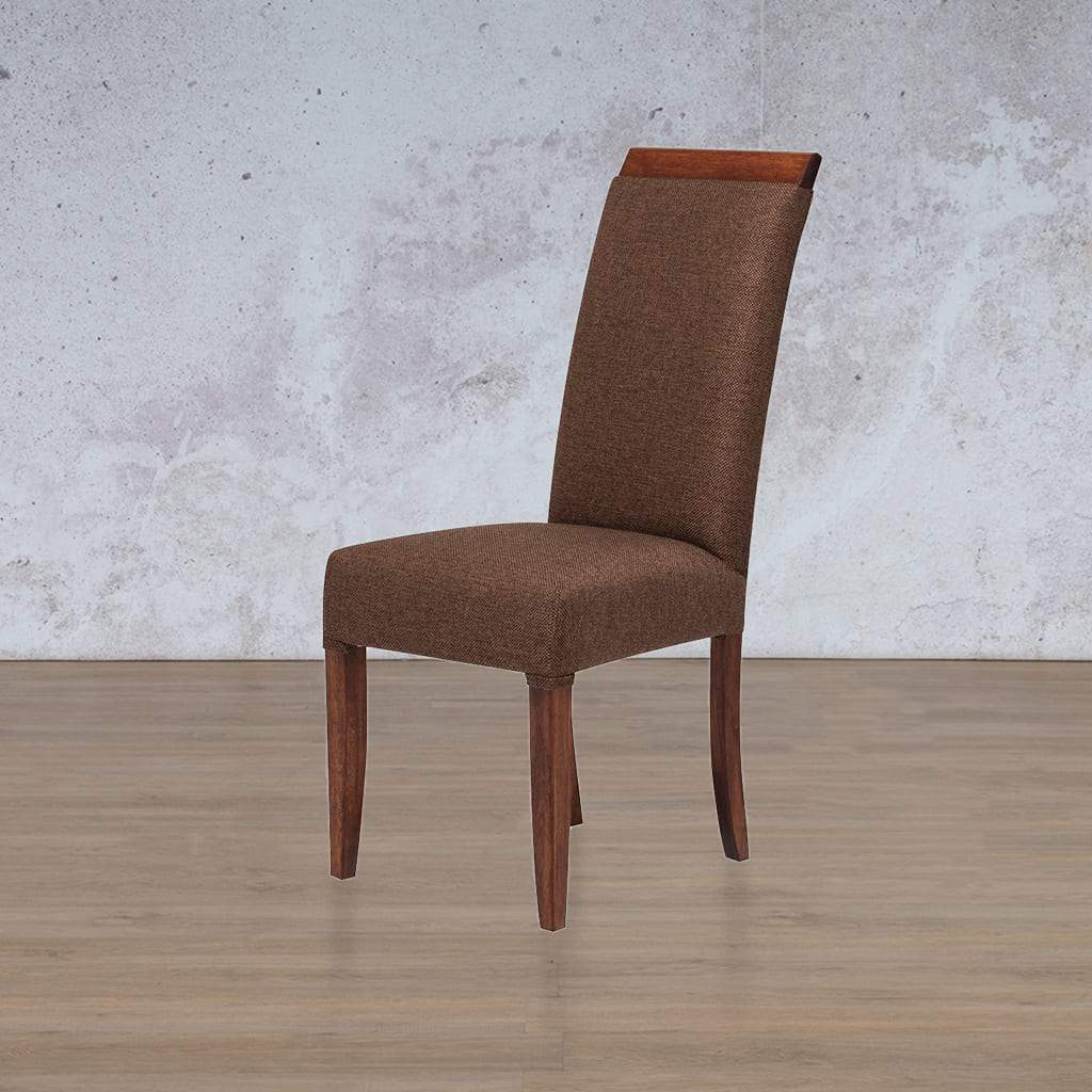Urban Soho Dining Chair - Brownie / Walnut