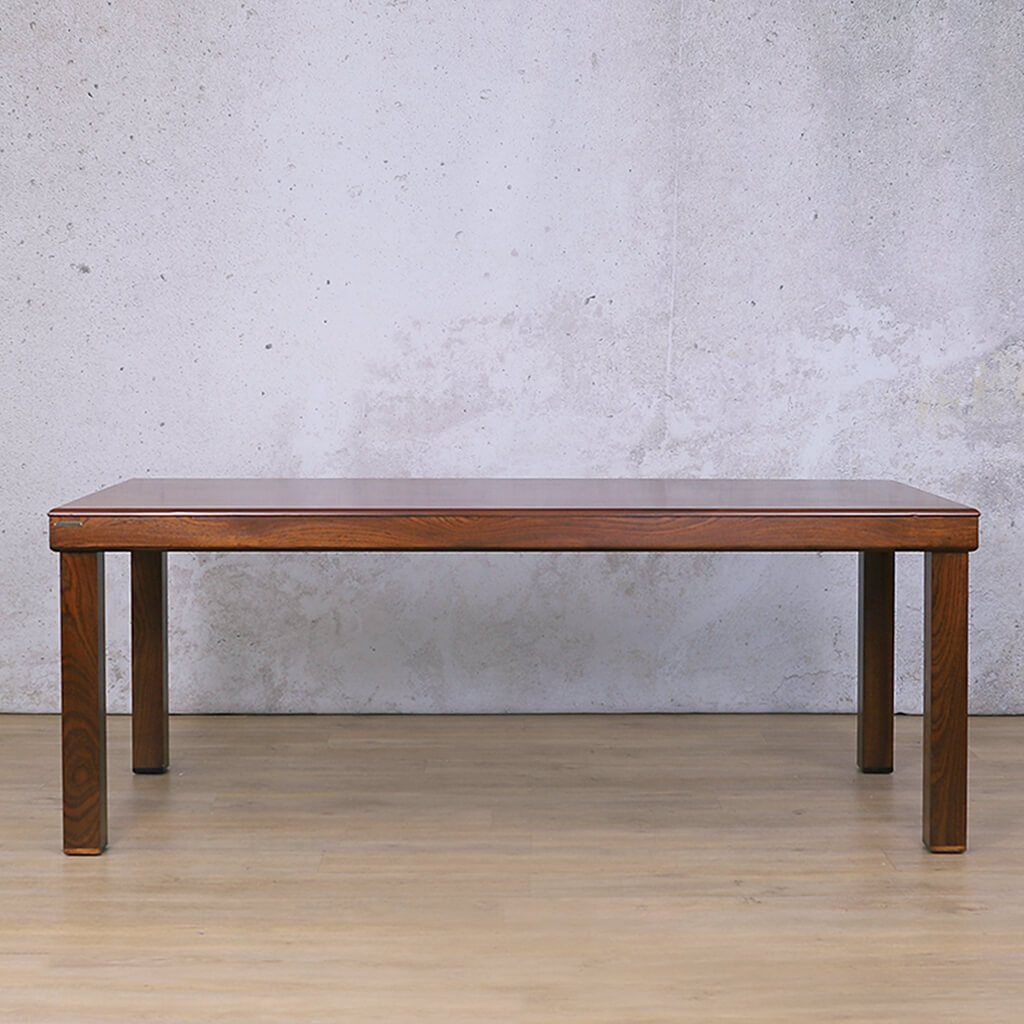 Urban Dining Table | Walnut | 2000 | Leather Gallery