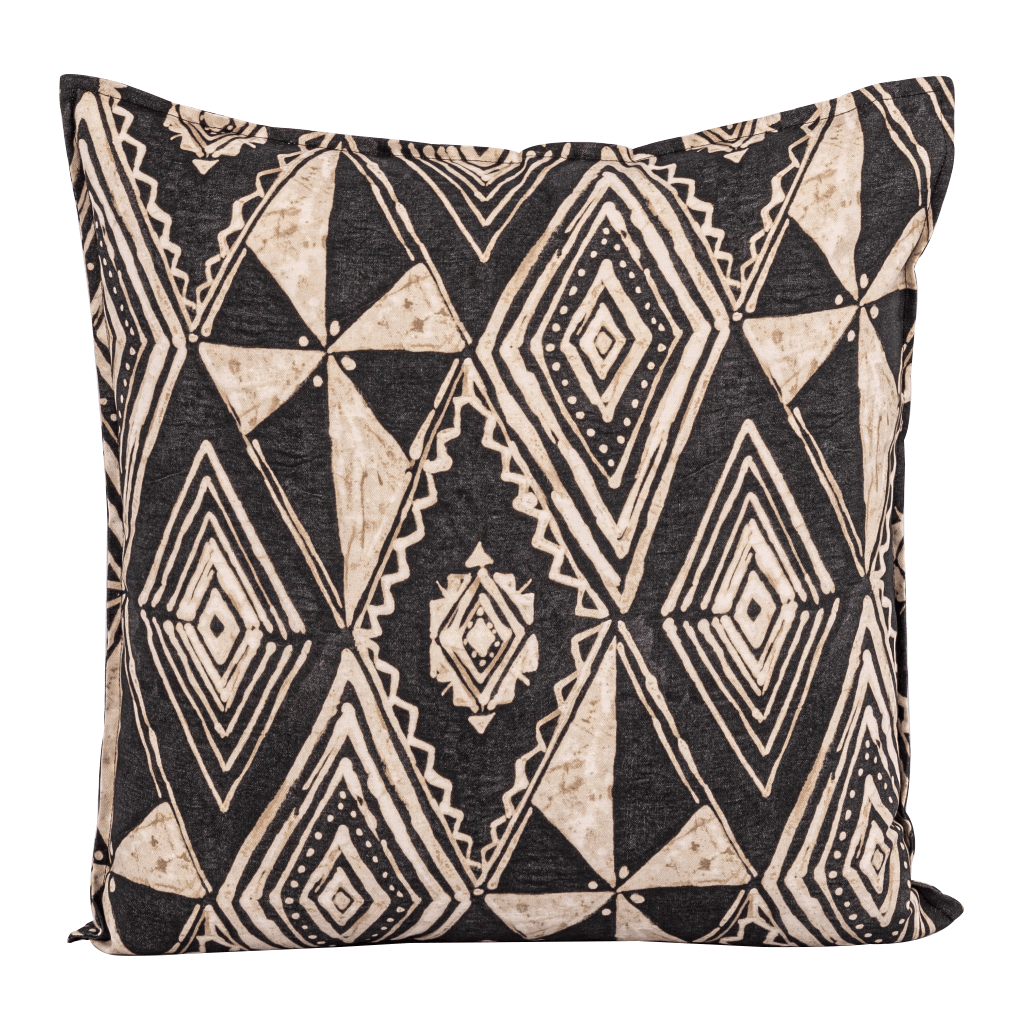 Vusi Natural Cushion | Leather Gallery