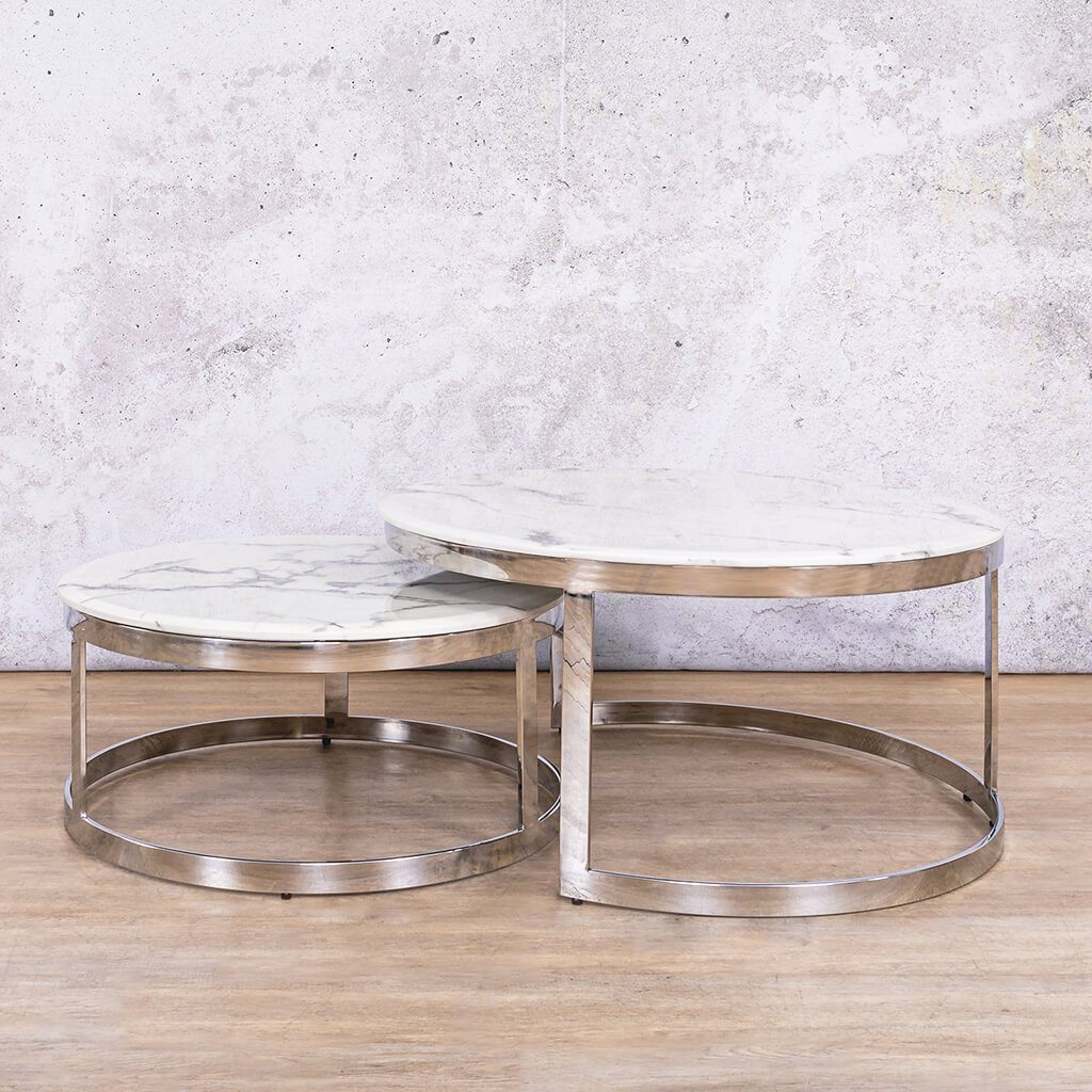Waldorf Coffee Table | Leather Gallery
