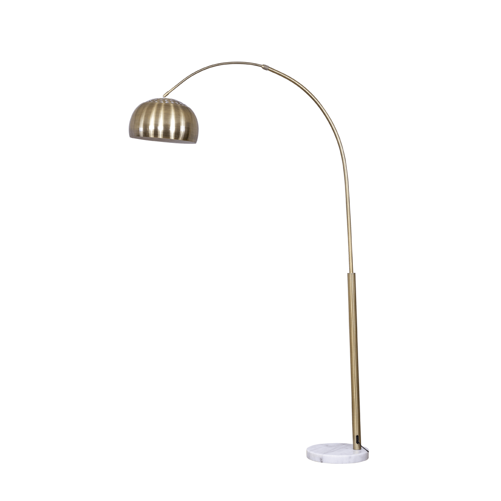 Zoe | Floor Lamp | Leather Gallery