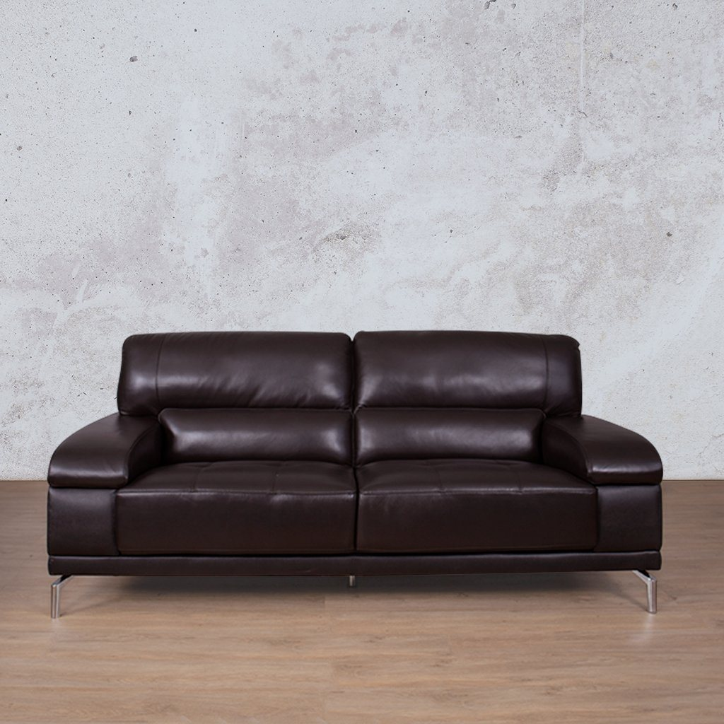 Adaline 3+2+1 Leather Sofa Suite