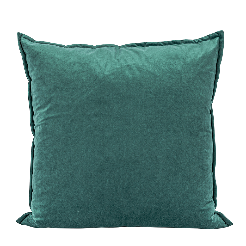 Magical Teal Cushion | Leather Gallery