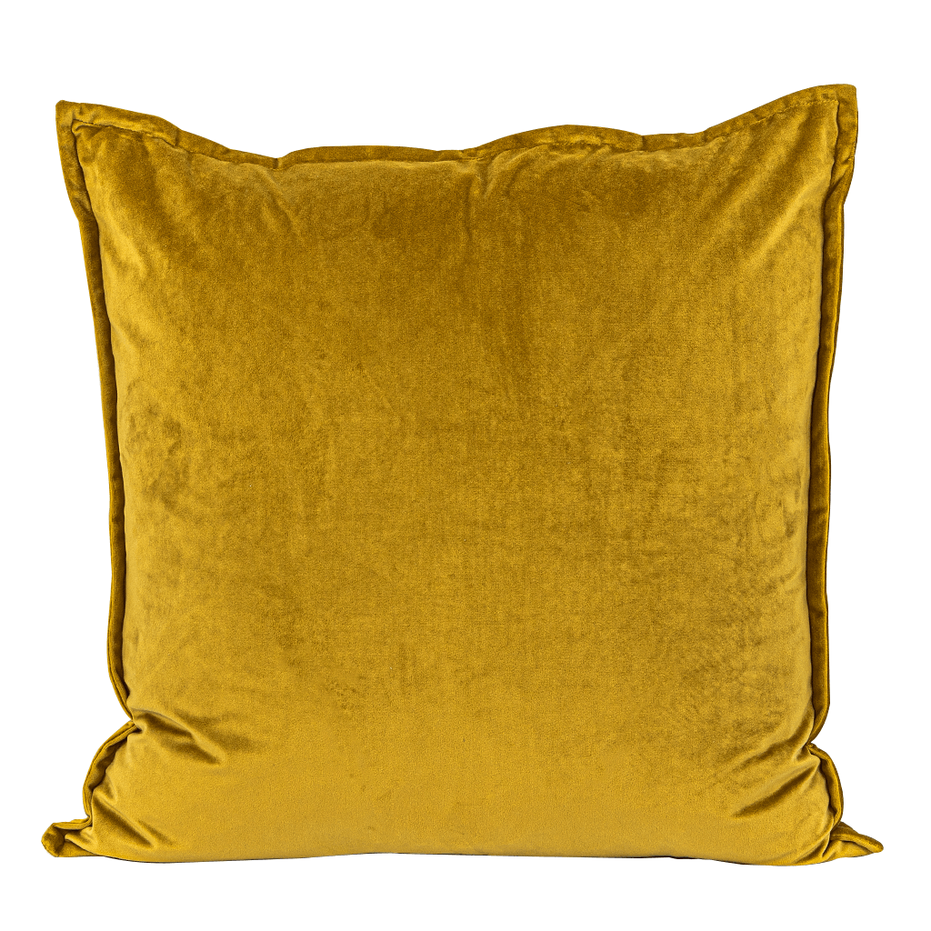 Magical Sulphur Cushion | Leather Gallery