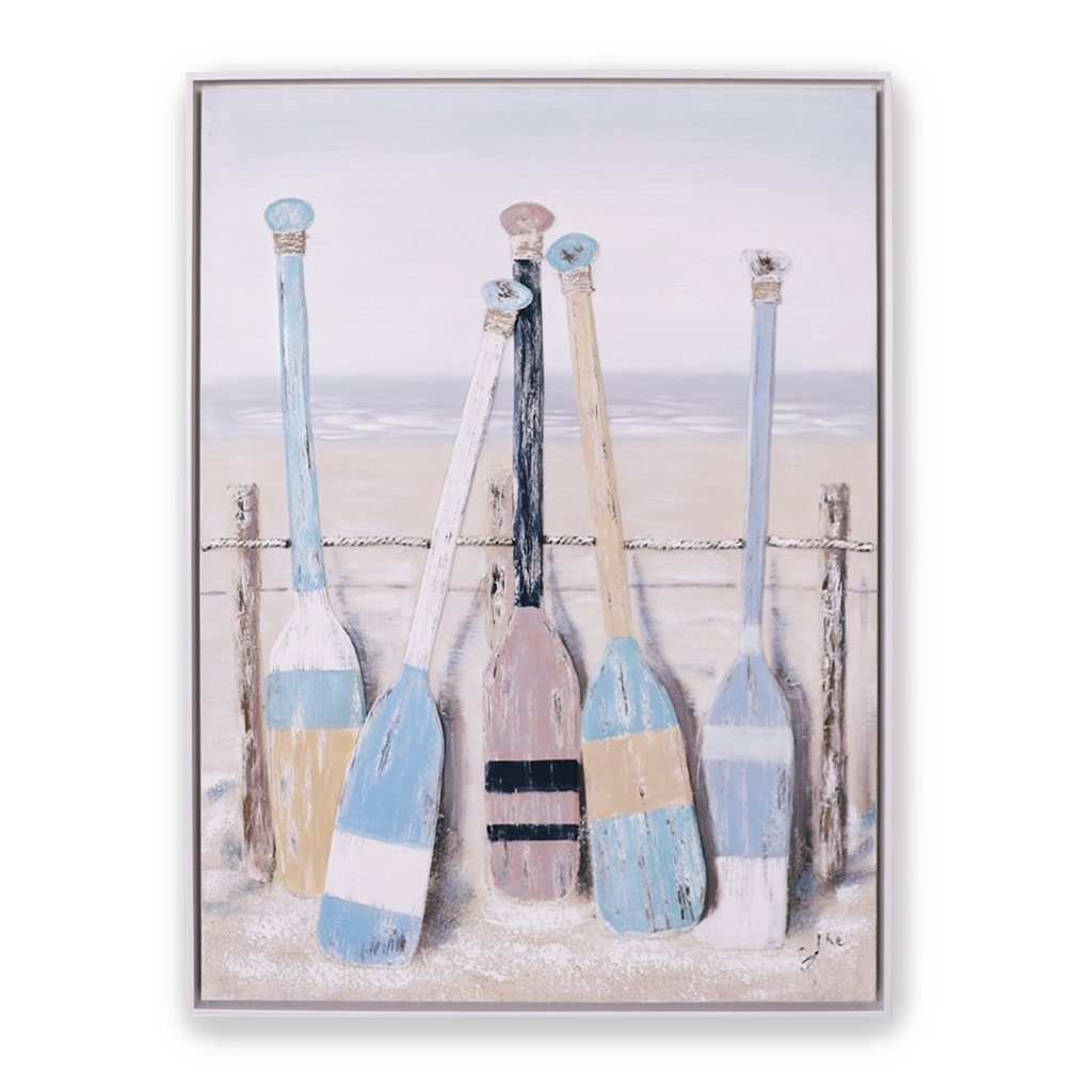 Seaside Paddles | Leather Gallery