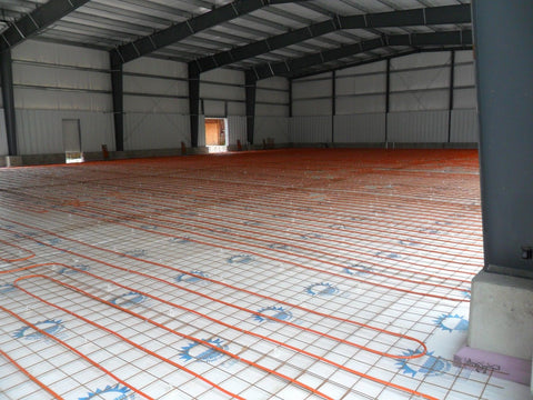 DIY Radiant Heat Kits