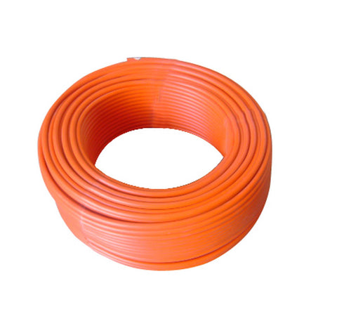 "American Radiant Pex Al Pex tubing, 3/8""x 200' roll, Orange"