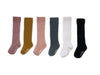 Classic Ribbed Knee High Socks- TO ORDER