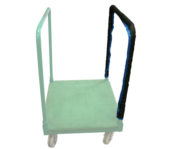 Platform Panel Cart Padded Hoops- n-n-moving-supplies.myshopify.com