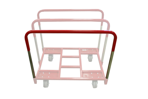 Raymond Red Panel Cart Handle- n-n-moving-supplies.myshopify.com