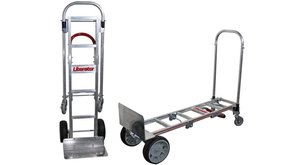 Liberator Sr. Convertible Hand Truck- n-n-moving-supplies.myshopify.com