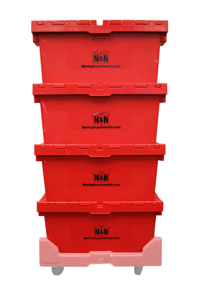 E-Crate Red- n-n-moving-supplies.myshopify.com