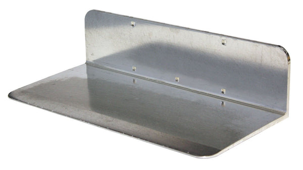 Nose Plate C6 Extruded Aluminum Nose Plate (Hardware Included)