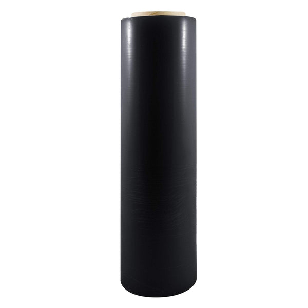 Black Stretch Wrap - Each- n-n-moving-supplies.myshopify.com